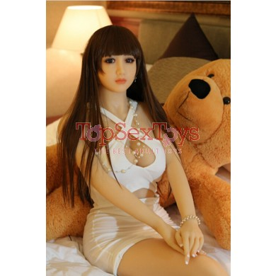 165cm real silicone doll real breast and pussy love doll for men adult products