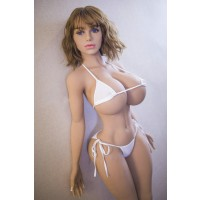 153cm Lifelike Adult Sex Dolls Big Breast With Vaginal Real Pussy Anal