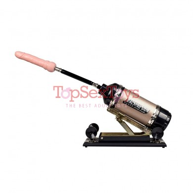 Adjustable Powerful Sex Machine Gun Large Climax Machines Mastubration Machines with Dildo