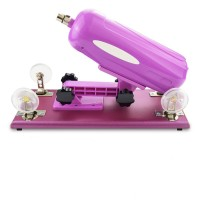 Automatic Sex Machine for couples Love Dildo Machine purple