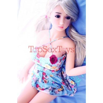 125cm Sex Doll Beauty Sexy Girl Big Breasts with Skeleton Oral,vaginal