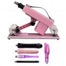 Automatic Sexual Intercourse Sex Machine Gun/Cannon Make Love Machines Pink
